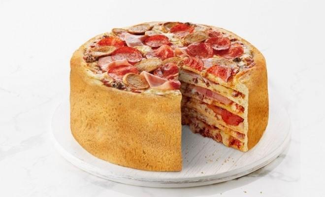 Le « Gâteau Pizza », future tendance food ?
