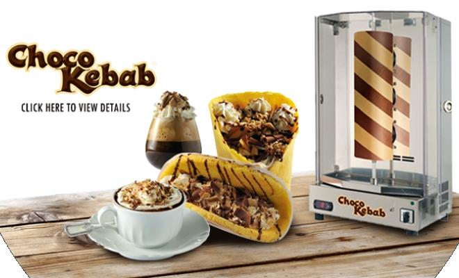 Au secours : le Kebab au Chocolat débarque !