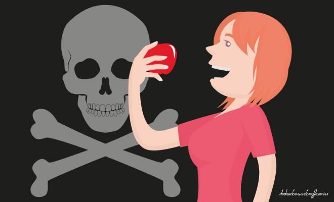 Les 12 fruits et légumes les plus riches en… pesticides