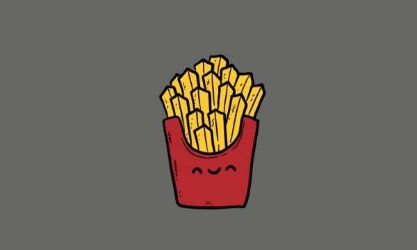 Sur quelle planète les frites seraient-elles plus croustillantes ?